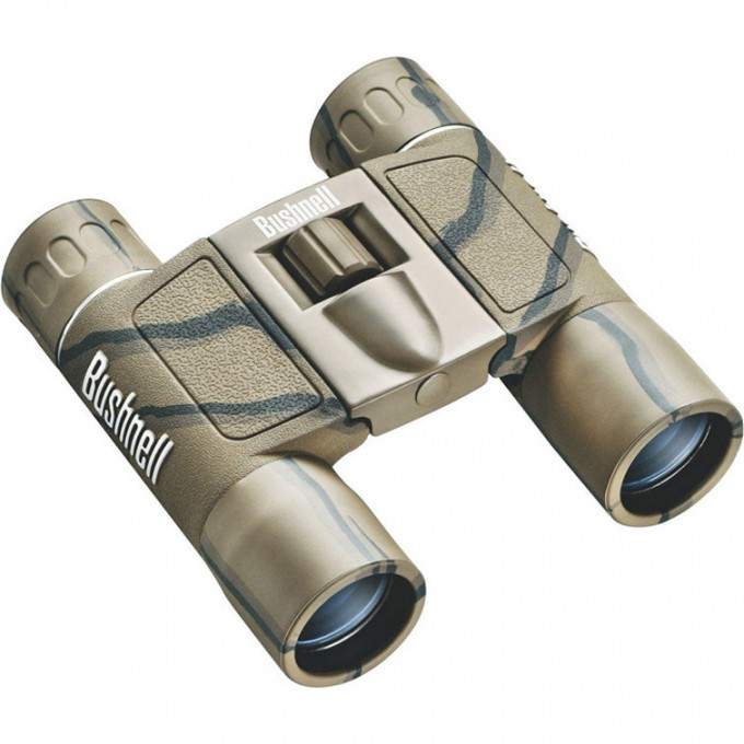 Бинокль BUSHNELL POWERVIEW ROOF 10x25 CAMO 132517