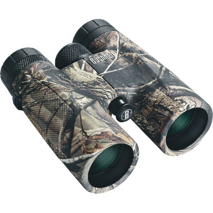 Бинокль BUSHNELL POWERVIEW ROOF 10x42 CAMO 141043